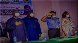 Agba Calls On Nigerians To Join In Building A Better Nigeria Police Force